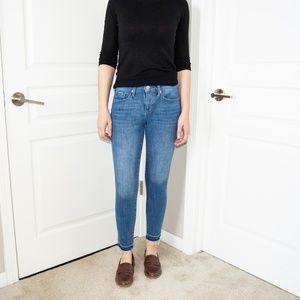 Banana Republic Premium Denim Skinny Jeans